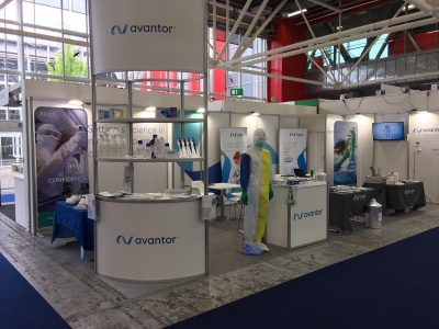 PHARMINTECH 2019 BOLOGNA - FACTORY EVENTS - MODULARE